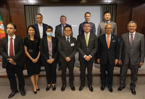 CCILC-Macau acolhe Seminário sobre o Estado de Investimento e Desenvolvimento das Relações Luso-Chin...