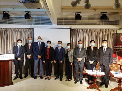 葡中工商會主辦「中國—葡語國家加強合作研討會」收穫豐碩
